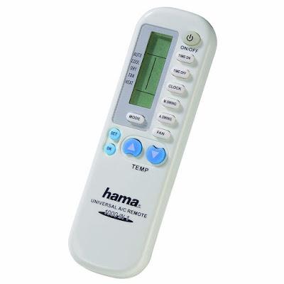mando universal aire acondicionado hama 040080