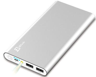 Chollo Bateria externa JETech 10000mAh