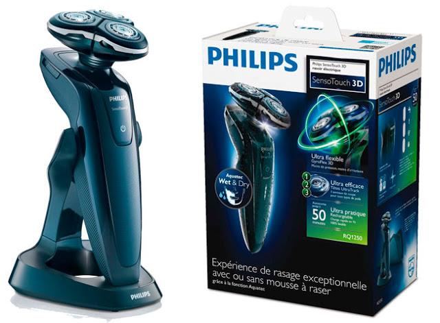 Afeitadora SensoTouch 3D Philips RQ1250
