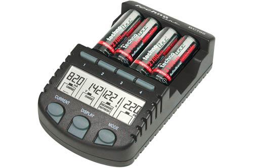cargador technoline bc700 barato descuento electronica pilas recargables