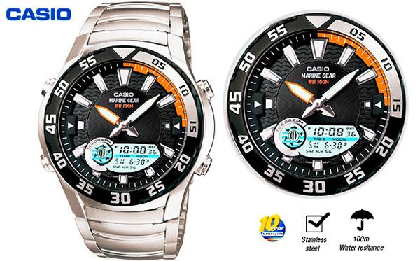 Reloj Casio Collection AMW-710D-1AVEF