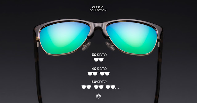 Hawkers Classic Collection con 50% descuento