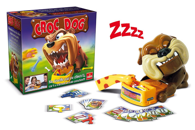 juego goliath roco croco perro barato