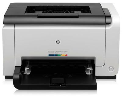 Impresora Láser Color HP LaserJet CP1025nw