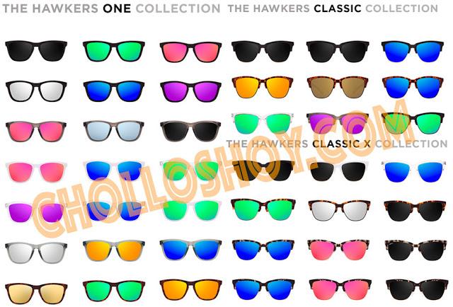 Modelos Gafas de Sol Hawkers 2015