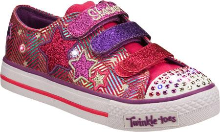 chollo  Zapatillas niña Skechers Shuffles Triple Up baratas