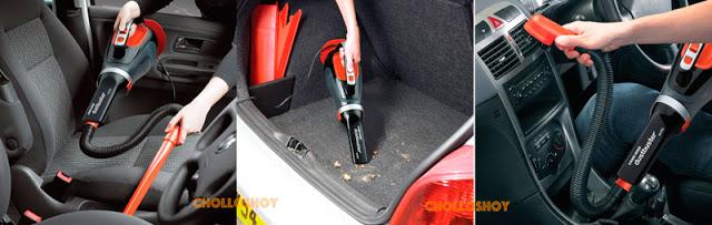 usos aspirador black&decker dustbuster adv1220