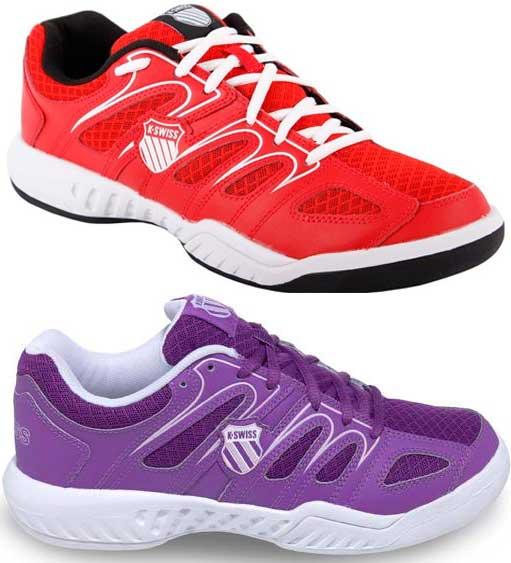 Zapatillas de Pádel Running K-Swiss baratas