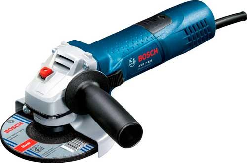 Amoladora Bosch GWS 7-125 Professional en oferta, barata amoladora en amazon, amazon en oferta de amoladora bosh, amoladora profesional para trabajar bosch,