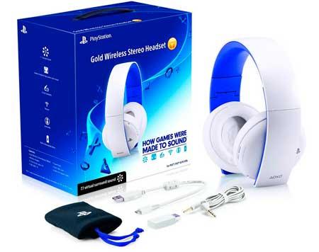 Auriculares Gaming Inalámbricos Sony PS4-ps3-pc con descuento en amazon y pccomponente, oferta en auriculares bluetooth ded sony,