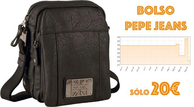 Bolso Bandolera Pepe Jeans 4086202 barato