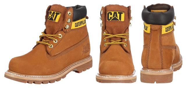 Botas de piel de la marca Caterpillar modelo Cat Footwear Colorado baratas, botas baratas en amazon, botines caterpillar en oferta, descuento en botas caterpillar, cat footwear colorado,