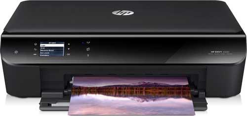 Impresora Multifunción con WIFI HP Envy 4500