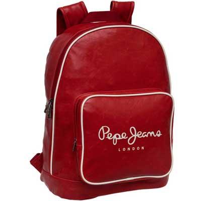 Mochila Casual para portátil Pepe Jeans barata, mochila pepe jeans para ordenador barata, mochila pepe jeans 4152304 en oferta,