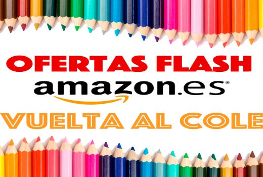 ofertas-flash-vuelta-cole-amazon-septiembre