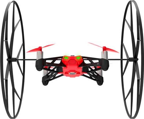 Parrot MiniDrone Rolling Spider barato, drone parrot barato en amazon españa, drone parrot spider genial de precio, drone mini parrot rolling con descuento exclusivo,