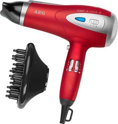 Secador profesional AEG HTD 5584 barato, secador de pelo barato en amazon, descuento en secador aeg foen iii, secadores baratos en amazon,