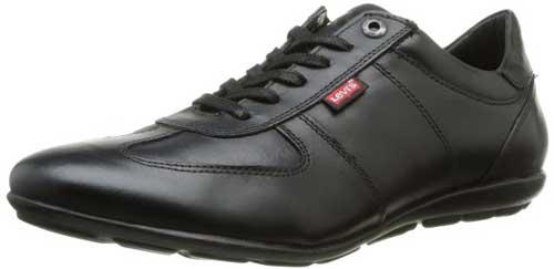 Zapatillas de piel Levi´s 220964-700 baratas