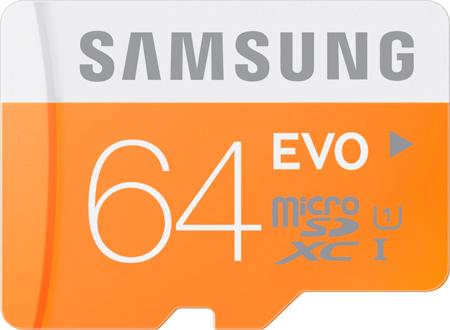 Tarjeta de Memoria MicroSD Clase 10 Samsung Evo 64GB barata precio minimo historico, tarjeta de memoria barata en amazon,