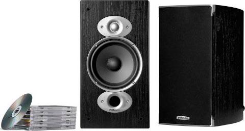 Par Altavoces Polk Audio RTIA3 baratos 187 euros, altavoces de calidad barata polk audio en amazon españa,