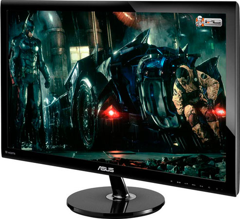 Monitor LED 27 pulgadas ASUS VS278H barato 189 euros