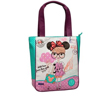 Bolso Bandolera Disney Shopping Minnie barato, bolso disney barato en amazon,