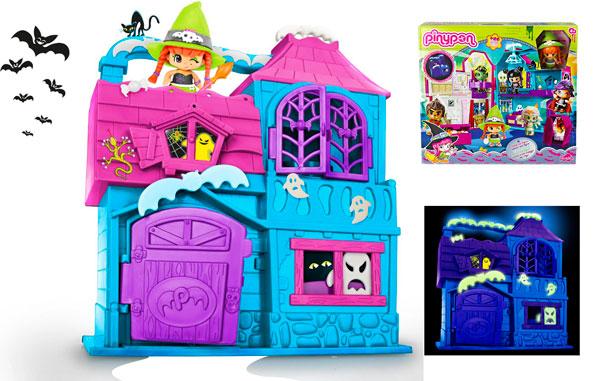 famosa 700011168 Casa del terror PinyPon Pinymosters barata