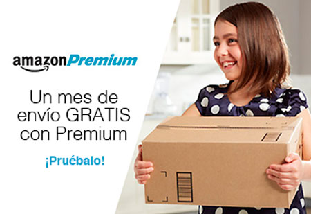 chollo envio gratis amazon premium mes