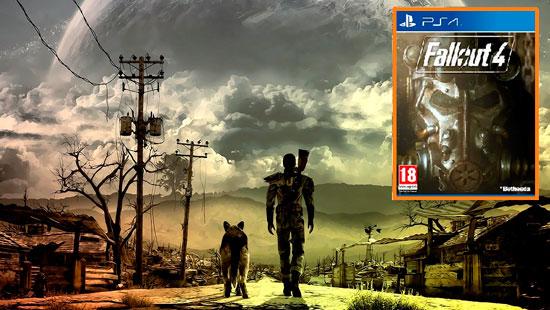 Reserva juego Fallout 4 con su BSO al mejor precio barato 56 euros