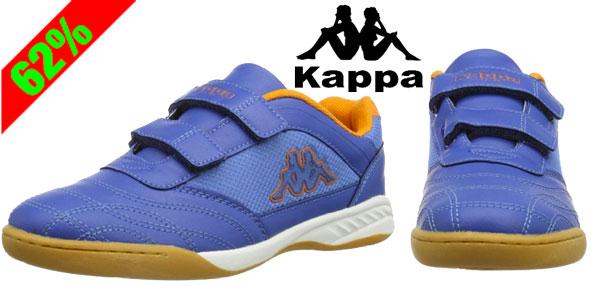 Chollo! Zapatillas fútbol deporte Kappa Arrow II baratas 16,95 euros. 62% Descuento