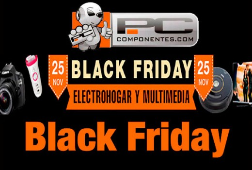 black-friday-pccomponentes-25-noviembre-electronica-y-multimedia