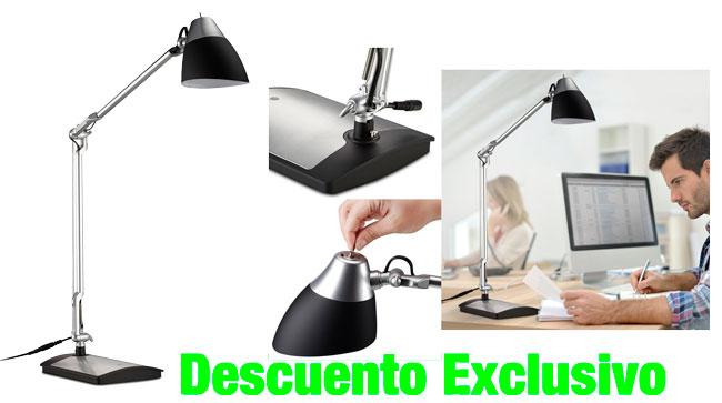 ¡Descuento exclusivo! Lámpara escritorio TaoTronics TT-DL12 barata 33 euros. 50% Descuento