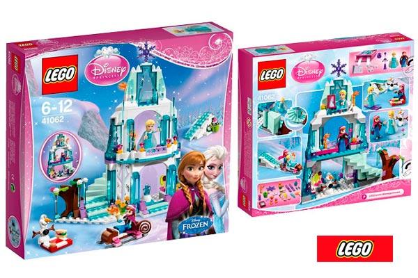 lego castillo frozen princesas disney barato descuento rebajas