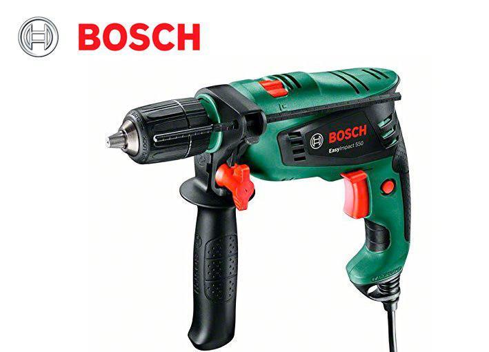 🔨 ¡¡ Chollazo Bosch EasyImpact 550 !!💥 Hoy puedes llevarte este taladro con su maletín al 45% de descuento, perfecto para todas las chapuzar de casa y es ligero, 550W