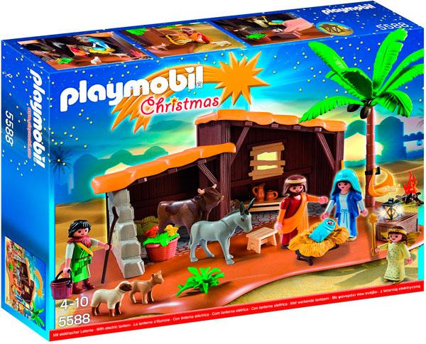 puedes comprar el Portal de Belén de Playmobil (5588) aquí en este otro enlace por 31 euro