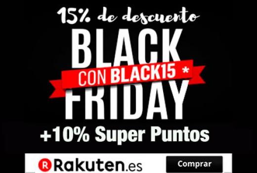 promocion-black-friday-rakuten-15-descuento-directo-mas-10-super-puntos-solo-hoy