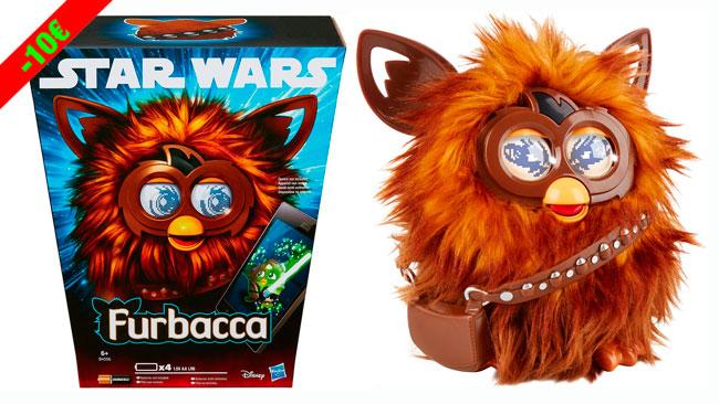 ¡Chollo! Star Wars Furbacca Juego electrónico barato 69 euros. 10€ Descuento