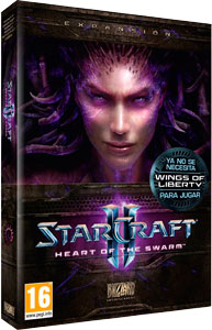 Battle Chest Starcraft 2: Juego y Expansión barato