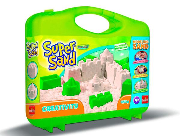 ¡Chollo! Juguete Arena Mágica Super Sand barata 18 euros. Regalo Perfecto Navidad
