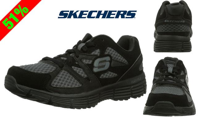 Chollo! Zapatillas Skechers Agility Ultimate Victory baratas 26 euros. 51% Descuento