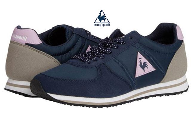 Zapatillas de mujer Le Coq Sportif Bolivar W Classic baratas 35 euros. Hasta 53% descuento