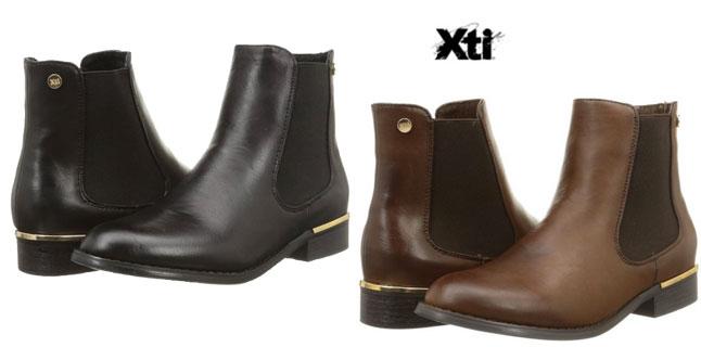 ¡Chollo! Botines de mujer Xti modelo 28502 baratos sólo 26 euros. 47% descuento