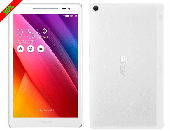 ¡Chollo! Tablet Asus ZenPad 8 Z380C barata 144 euros. 30% Descuento