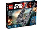 ¡Chollo! Nave Lego Star Wars Kylo Ren barata 78€ -44% Descuento