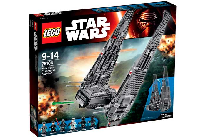 chollo nave kylon ren lego star war barata chollos amazon blog de ofertas BDO