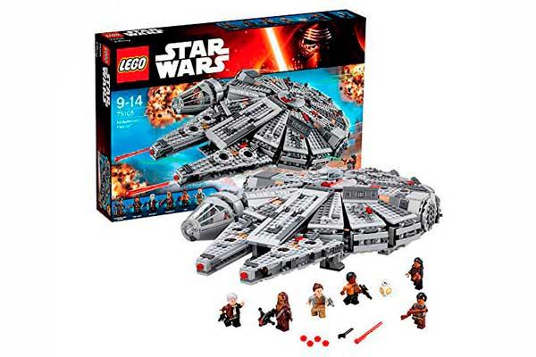 chollo-nave-star-wars-lego-halcon-milenario-millennium-falcon-75105-baratos