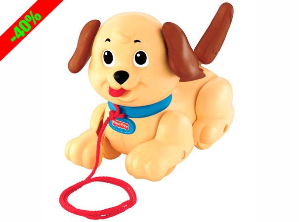 ¡Chollo! Pequeño Snoopy de Fisher Price H9447 barato 10 euros. 40% Descuento
