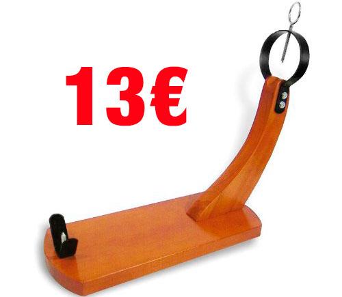 ¡Chollo! Jamonero Gs para estas Navidades barato 13 euros