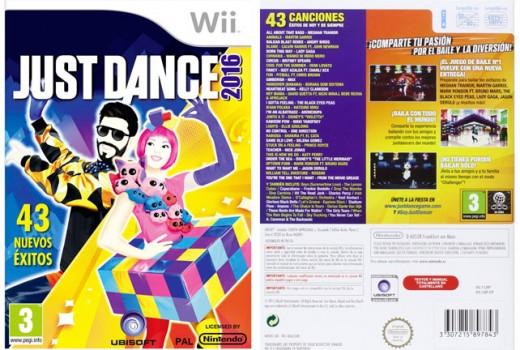 just-dance-2016-barato-wii-u-consola-videojuego-oferta-navidad