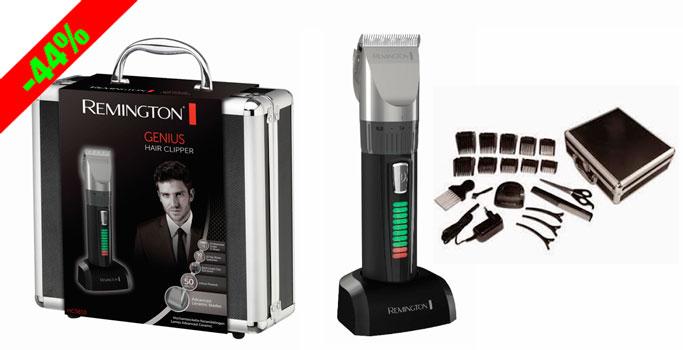 ¡Oferta Flash! Maquina de pelar Remington HC5810 Pro Advanced Ceramic a batería barata 39 euros